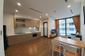 Chính chủ cần cho thuê căn hộ Vinhomes West Point Phạm Hùng - full đồ, vào ở ngay, Studio / 2PN