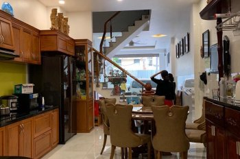 Cần bán nhà 1 trệt 3 lầu giá 13,8 tỷ khu dân cư An Phú An Khánh, Quận 2