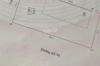 Bán đất diện tích 140m2, mặt tiền 8m mặt phố Đào Tấn, Ba Đình, Hà Nội: 0981222026