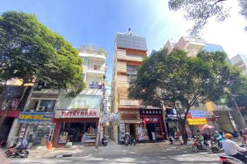 Cho thuê toà Cao Thắng Q3, DTSD: 800m2, 6 tầng, có thang máy