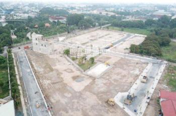 Bán đất trung tâm Củ Chi giá chỉ 1tỷ5/80m2, cách Quốc Lộ 22 chỉ 250m, SHR, KDC hiện hữu. 0939927824