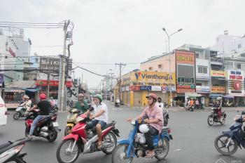 Cho thuê góc 2 mặt tiền Hậu Giang Quận 6 - Viễn thông A - Ngay vòng xoay, quảng bá thương hiệu tốt