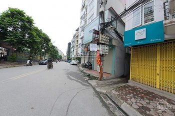 Bán nhà mặt phố Phạm Ngọc Thạch, kinh doanh, nhỉnh 1 tỷ.