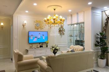Cho thuê căn hộ Hà Đô Centrosa 3 phòng ngủ diện tích 120m2, nội thất cao cấp