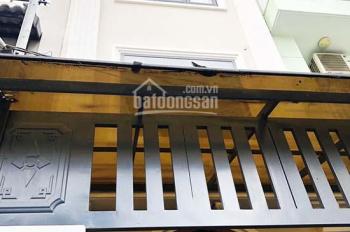 Nhà phố 3 lầu sân thượng Hoàng Quốc Việt, P. Phú Thuận, Quận 7