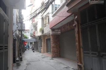 Bán đất phố Gia Quất, Long Biên, DT 50m2, mặt tiền 4m, giá 2.250 tỷ có gia lộc LH: 0982503329