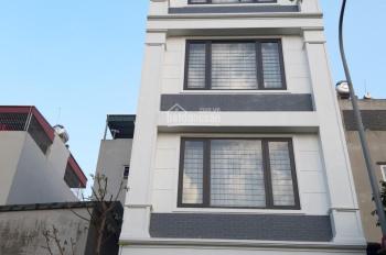 Nhà KD hiệu thuốc, tạp hóa, spa... 2 mặt ngõ ô tô (38m2*5T*4PN) xây mới Trần Phú, UBND Văn Quán HN