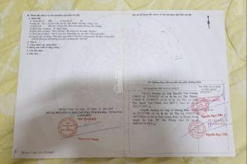 Chính chủ cần bán gấp mảnh đất tại Chợ Tóc Tiên, Tân Thành, Bà Rịa Vũng Tàu