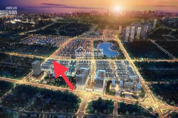 Cần tiền bán gấp biệt thự Dương Nội 186m2 đường 40m trục chính ra hồ giá cắt lỗ sâu, cần bán gấp