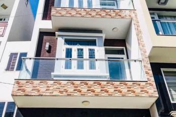 Cần bán nhà gấp hẻm đẹp đường Gò Dầu, DT 4,3x18 xây 2 lầu, nhà đẹp, giá: 8,5tỷ liên hệ 0987788778