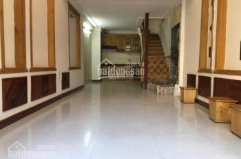 Cho thuê nhà riêng khu giãn dân Văn Quán, đường Chiến Thắng, 45 m2 x 5 tầng, ô tô tránh nhau