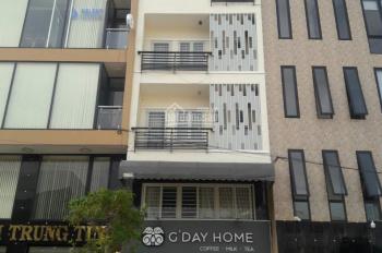 Cho thuê nhà mặt tiền Sư Vạn Hạnh, phường 9, quận 10 DT 4x25m trệt 3 lầu giá 55 triệu