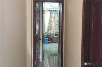 Nhà hẻm 6m Bà Hom, 4x18m nở hậu 5m, 1 trệt 1 lầu, LH: 0901886200