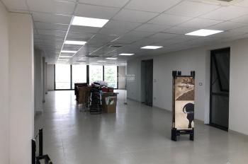 Chính chủ cho thuê sàn văn phòng nhà xây mới, 7 Trần Khánh Dư, 155m2 sử dụng vuông vắn, mặt tiền 8m
