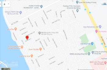 CC bán ngôi nhà xinh xắn Nam Việt Á, cách sông 100m, cách biển Mỹ Khê 1km