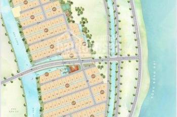 Bán đất nền nhà vườn Quận 9 view sông các căn giáp 3 mặt sông gần Vincity CK 5%: LH 0902537816