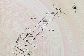 [CHÍNH CHỦ] Bán 2 lô đất liền kề HỢP TIẾN tổng diện tích 362.3 m2 giá 2.05 tỷ - có thương lượng