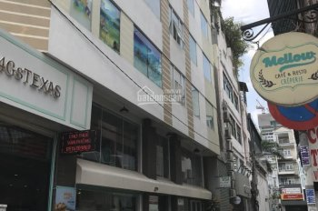 Cho thuê nhà MT Cao Thắng, P12, Q10, trệt 4 lầu, giá 85tr