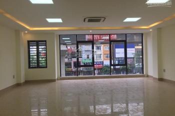 Cho thuê nhà biệt thự lô góc khu đô thị Mễ Trì Hạ DTSD 400m xây dựng 4 tầng, mặt tiền lô góc 18m