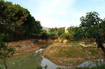 Đất hồ sinh thái Đồng Chanh chủ bán giá gốc 5697m2 - 800m2 thổ cư 0984538309