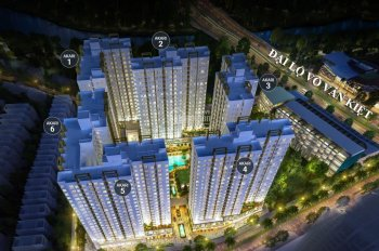 Dồn tiền cho con đi du học chính chủ bán huề vốn căn Akari city 75m2, 2PN, 2WC, view nội khu