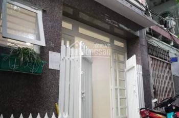 Bán gấp nhà Trần Quang Diệu, Quận 3, 55.8m2, 1 trệt 1 lầu, 2 phòng ngủ, 2 WC, có thương lượng