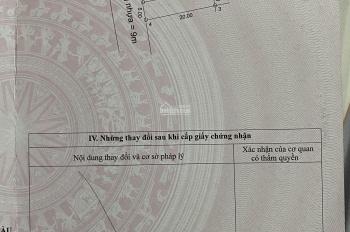 Chính chủ cần bán gấp lô đất thổ cư 100%, xã An Ngãi, huyện Long Điền, BRVT