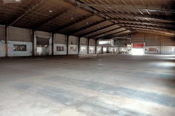 Cho thuê nhà xưởng Thuận An Bình Dương, diện tích 4.500m2, giấy tờ pháp lí đầy đủ