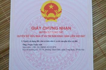 Chính chủ cần bán nhà giá tốt tại tổ 10, P. Thạch Bàn, Q. Long Biên