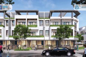 Nhà phố ven sông The Pearl Riverside trung tâm Bến Lức, chỉ 850tr sở hữu nhà ngay, CK lên đến 6%