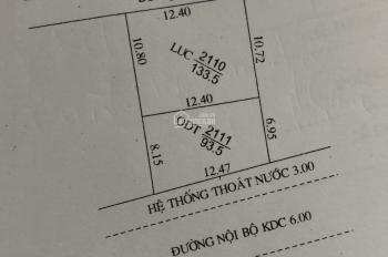 Bán nền biệt thự qua cầu 26/3 Hưng Phú gần Big C Cần Thơ