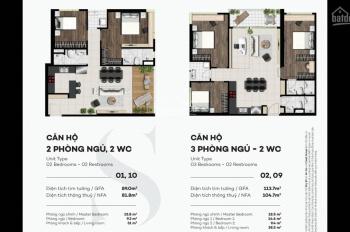 Bán nhanh căn hộ 3PN 2WC Sky 89 mặt tiền sông SG, Q7. Full nội thất cực đẹp, quý 3/2021 nhận nhà