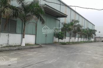 Cho thuê kho xưởng tại Thường Tín, KCN Duyên Thái - Thường Tín - Hà Nội, DT 1000m2, 1500m2, 4000m2