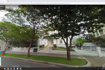 Bán nhà mặt tiền Bà Huyện Thanh Quan, P. 9, Q. 3, DT 9x25m, 2 lầu, giá 65 tỷ