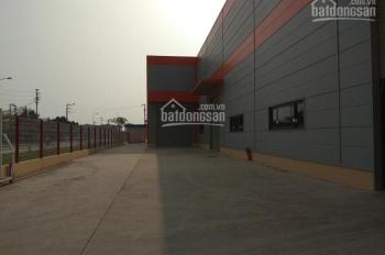 Cho thuê kho xưởng tại đường Quốc Lộ 39A, gần Phố Nối. DT 1000 - 2000 - 4000m2