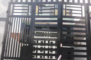Bán gấp nhà mới định cho thuê 5x19, giá 1tỷ1 thổ cư SHR đường Lê Minh Nhựt, Tân Thông Hội, Củ Chi