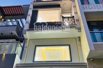 Cần bán căn nhà đường Hưng Phú, Quận 8, cách cầu Nguyễn Tri Phương 5 Phút, 1 trệt 3 lầu, 4x16m
