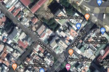 Lô đất cực đẹp mặt tiền đường Lê Quý Đôn - TP.Nha Trang