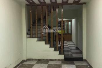 Cho thuê nhà nguyên căn ngõ 20 Ngụy Như Kon Tum, 50m2 x 4 tầng, 16 triệu/tháng