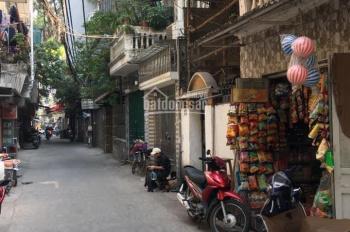 Bán nhà phố Yên Lãng, 45m2, mặt tiền 5.5m, phân lô góc, 4.8tỷ