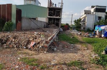 Bán đất mặt tiền sông Bến Cát, sát PiCity phường Thạnh Xuân, Q12