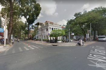 Cho thuê nhà chính chủ góc 2 mặt tiền Võ Văn Tần, P. 6, Q. 3, DT 15x25m, trệt 2 lầu, giá 270 tr/th