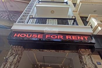 Bán căn nhà 6 tầng mặt đường số 336 Văn Cao - LH Mr Cảnh 0904070156
