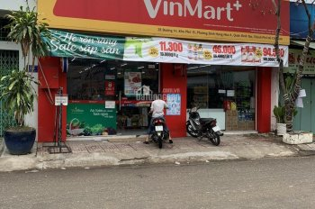 Mặt tiền đường Hương lộ 2, quận Bình Tân, 12x26m, lô góc khu KD sầm uất đắc địa 0913 733 711