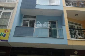 Nhà mặt tiền Đường 20, Phường 5, Dương Quảng Hàm gần chung cư K26. Diện tích: 4x23m 3 lầu