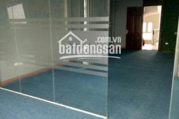Cho thuê văn phòng tại phố Nguyễn Xiển, tầng 5, sàn thông, điều hòa đầy đủ