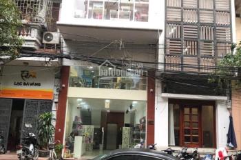Bán nhà mặt phố Nguyễn Thanh Bình Hà Đông. Mt khủng đường 2 ô tô tránh, vỉa hè 4m, tiện kinh doanh