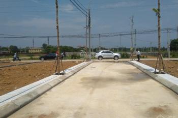 Cần bán 100m2 đất Hòa Lạc 3 mặt thoáng, gần TT thị trấn Hòa Lạc, gần đại học FPT, đại học Quốc Gia