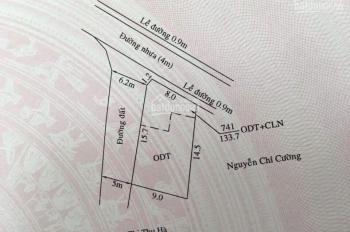 Bán lô góc đường nhựa lớn 1 sẹc đường Nguyễn Thị Minh Khai, chỉ 2 tỷ 6 còn TL