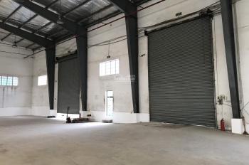 Cho thuê kho xưởng tiêu chuẩn 1800m2, Thủ Đức, TP HCM